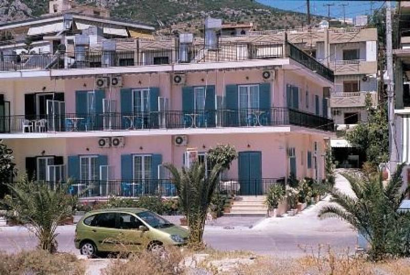 Appartementen Kiani Akti - Tolo - Argolis